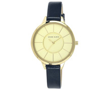 Damen-Armbanduhr Analog Quarz Leder AK/N1500CHNV