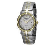 Raymond Weil Watches Herren-Armbanduhr XL Analog Edelstahl 9540-STG-00308