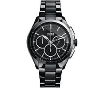 Rado Herren-Armbanduhr Chronograph Automatik Keramik 650.0275.3.015