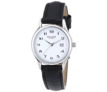 Damen-Armbanduhr XS Analog Quarz Leder 12110913