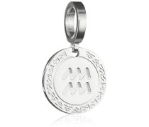 Unisex-Charm Silver My World 925 Silber - SWLPZA11