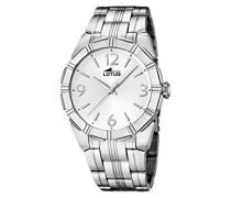 Damen-Armbanduhr Analog Quarz Silber 15984/1