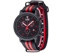 DETOMASO Herren-Armbanduhr Man Milano Analog Quarz DT1052-R