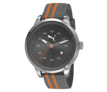 Puma Herren-Armbanduhr XL Cool Analog Quarz Plastik PU103641004