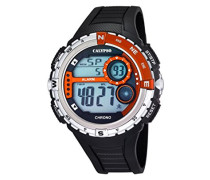 Calypso  watches Herren-Armbanduhr XL K5662 Digital Quarz Plastik K5662/4