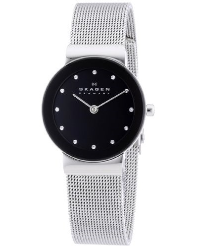 skagen damen skagen damen armbanduhr xs analog quarz edelstahl 358sssbd reduziert. Black Bedroom Furniture Sets. Home Design Ideas