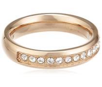 Damen-Ring Vergoldetes Metall Kristall Swarovski 336195