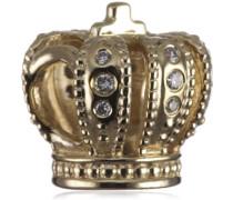 Pandora 750453D Bead 14K Gold Krone mit Diamanten