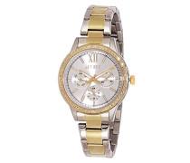 Damen-Armbanduhr Swag Analog Quarz Edelstahl J16216-622
