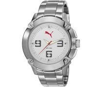 Puma Herren-Armbanduhr Pu-Hybrid - 100% Chronograph Quarz PU103721004