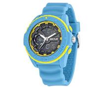Herren-Armbanduhr STREET FASHION Digital Quarz Kautschuk R3251197041