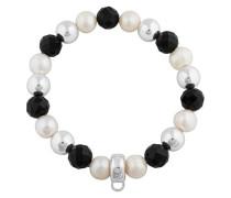 Damen-Armreifen Künstliche Perle X0189-451-18-M