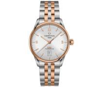 Certina Herren-Armbanduhr XL Analog Automatik Edelstahl C026.407.22.037.00