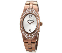 Damen-Armbanduhr Analog Quarz Edelstahl CLD 008S-5BM