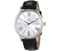 Herren-Armbanduhr SIENA Analog Quarz Leder CRA099A212C