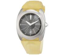 Damen-Armbanduhr Analog Quarz Leder ES257B2.3858.738