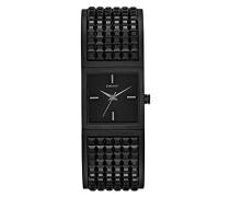 DKNY Damen-Armbanduhr Analog Quarz Edelstahl beschichtet NY2233