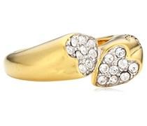 Guess Damen-Ring Metall Zirkonia weiß Gr.54 (17.2) UBR11405-54