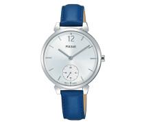 Damen-Armbanduhr Analog Quarz Leder PN4057X1