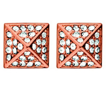 Dyrberg/Kern Damen-Ohrstecker Vergoldetes Metall Kristall 335519