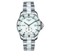 Certina Damen-Armbanduhr XS Analog Quarz Edelstahl C014.235.11.011.01