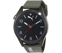 Herren-Armbanduhr Atomic Analog Quarz Plastik PU103941001