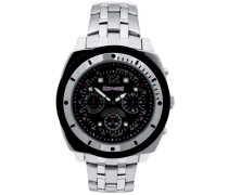 Chevignon Herren-Armbanduhr Analog Quarz Edelstahl 92-0007-501