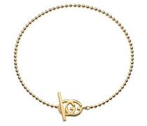 Damen-Armband RUNNING 750 Gelbgold 18 cm - YBA356956001018