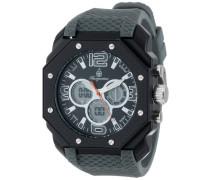Herren-Armbanduhr Tokio Analog - Digital Quarz Silikon BM901-620