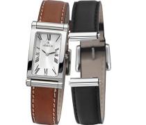 Damen-Armbanduhr COF17448/01NG Damen-Armband, Leder, Farbe: braun