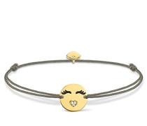 Damen-Seilarmbadn 925 Sterling Silber zirkonia LS045-383-5-L20v