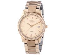 Boccia Damen-Armbanduhr XS Analog Quarz Titan 3235-01