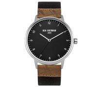 Herren-Armbanduhr Analog Quarz WB049TE