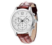 Police Herren-Armbanduhr Chronograph Quarz P12757JS-01L