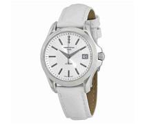 Damen-Armbanduhr XS Analog Quarz Leder C004.210.16.036.00