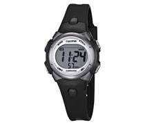 Unisex-Armbanduhr Digital Quarz Plastik K5609/6