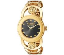 Versus  Damen -Armbanduhr  Analog  Quarz Stahl SCG090016
