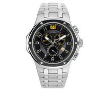 CAT Carbon Navigo Chrono Herren-Armbanduhr A5.143.11.111