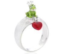 Damen- Ring Froggy 925 Sterlingsilber LD FG 13 GR
