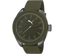 Puma Herren-Armbanduhr U-Turn Analog Quarz PU103731005