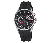 Herren-Armbanduhr Analog Quarz Plastik 18320/4