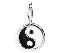 Damen- Charm Yin- Yang 925 Sterlingsilber HB 313