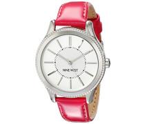 Damen-Armbanduhr Analog PU  Rosa NW/1703SVPK