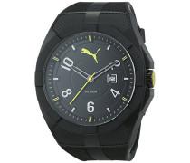 Puma Herren-Armbanduhr XL Iconic Analog Quarz Resin PU103501002