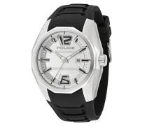 Police Corona Herren-Armbanduhr Analog Quarz Silikon - PL.94764AEU/01