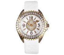 Damen-Armbanduhr JADE Analog Kautschuk P13090JSG-28A
