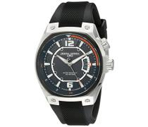 Herren-Armbanduhr XL Analog Quarz Silikon JG8300-13