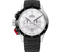 Unisex-Armbanduhr  RALLY INSTRUMENTS CHRONORALLY 1 Chronograph Quarz Kautschuk 10305 3NR AN