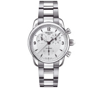 Certina Damen-Armbanduhr XS Chronograph Quarz Edelstahl C025.217.11.017.00