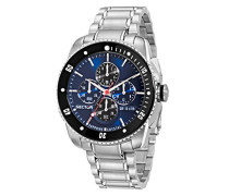 Herren - Armbanduhr 350 Chronograph Quarz Edelstahl R3273903006